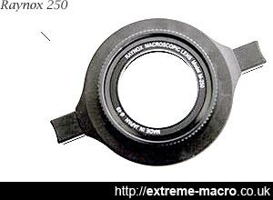 Raynox 250 macro diopter lens