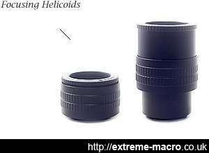 Focusing Helicoid