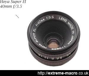 Hoya 40mm